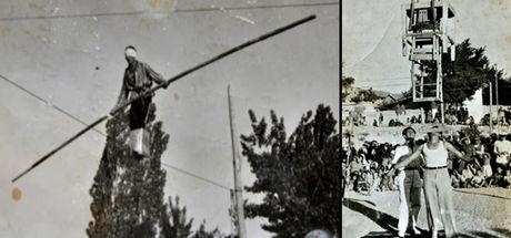 Türkiye'nin ilk cambazlarından Şahin Kaypan şimdi gecekonduda yaşıyor