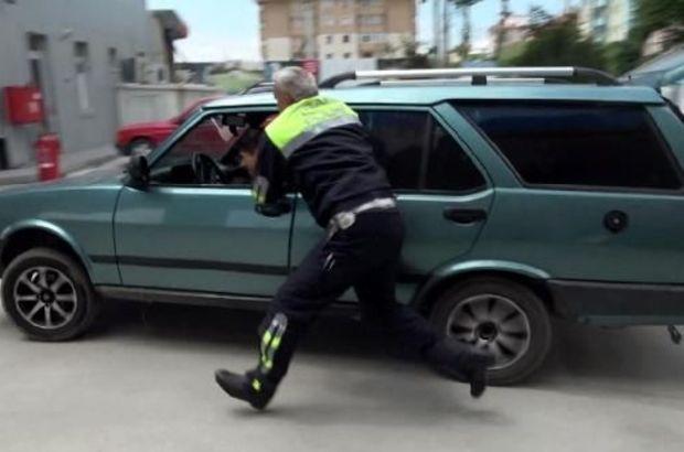 Sadece 11 yaşında...Polisleri saatlerce peşinden koşturdu