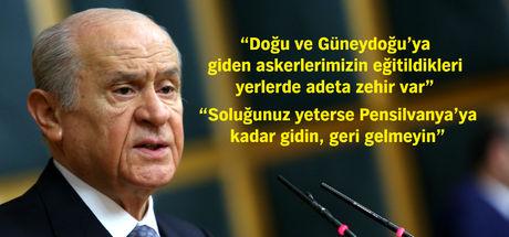 """Devlet Bahçeli'den mahkemenin """"tüzük kurultayı"""" kararına ilişkin ilk açıklama"""