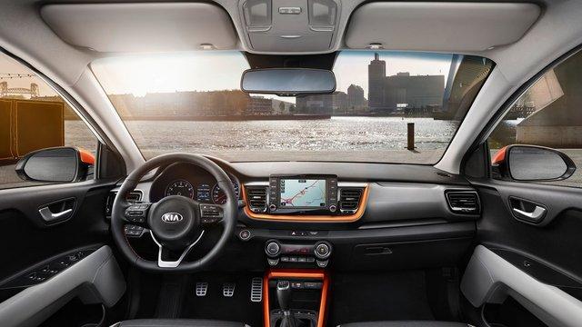 Kia, SUV'daki rekabete Stonic ile katılıyor