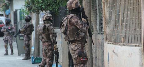 Adana'da terör örgütü DEAŞ'a yönelik operasyon