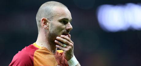 Galatasaray Sneijder'ı takasta kullanacak
