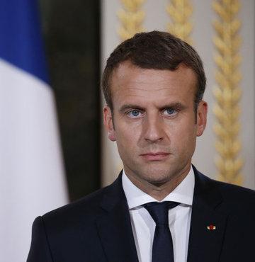 Macron'dan flaş Suriye ve Esed açıklaması
