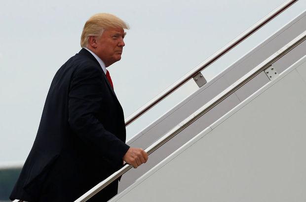 ABD Başkanı Trump'ın serveti 100 milyon dolar azaldı