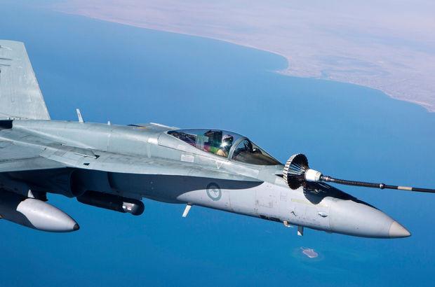 Avustralya, Suriye'de hava harekatlarına devam edecek!