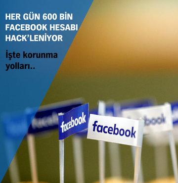 Dikkat Facebook hesabınız kopyalanmasın