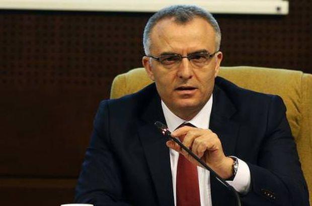 Maliye Bakanı Ağbal'dan yeni vergi müjdesi
