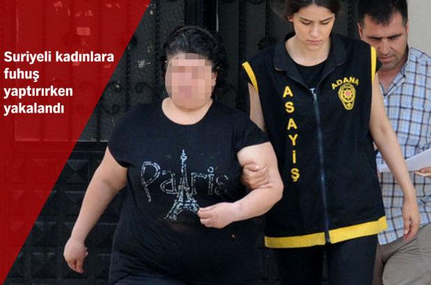 Adana'da Suriyeli kadınlara fuhuş yaptıran ev sahibi tutuklandı