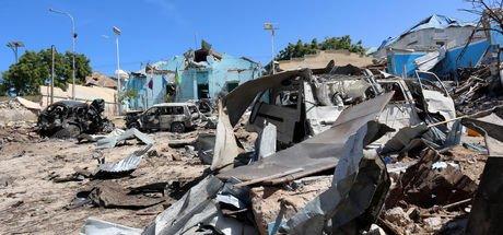 Somali'de polis merkezine bombalı saldırı