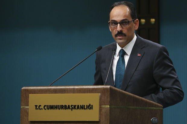 Cumhurbaşkanlığı Sözcüsü İbrahim Kalın: İdlib'e Türk ve Rus askeri konuşlanabilir