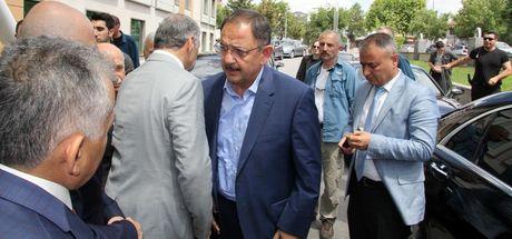 Bakan Mehmet Özhaseki'nin annesi vefat etti