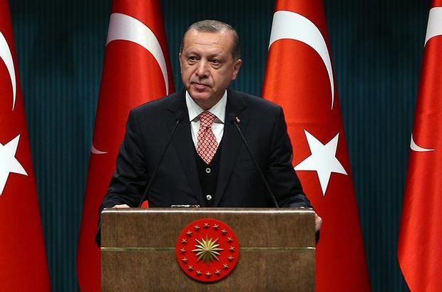 Cumhurbaşkanı Erdoğan'dan Özgür Özel'e dava