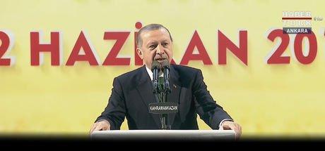 Cumhurbaşkanı Erdoğan'dan Kılıçdaroğlu'na: İspatlayamazsanız alçaksınız