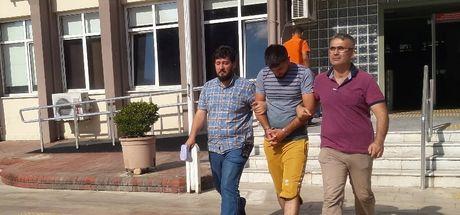 Aydın'da motosikletli tacizci tutuklandı