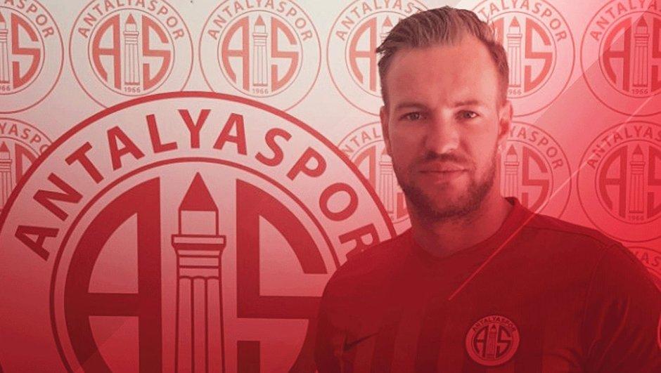 Antalya'dan bir transfer daha!
