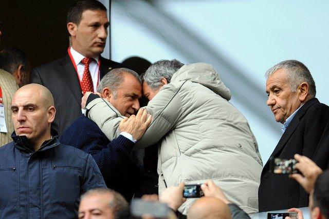 Fatih Terim: Ben hep Galatasaraylı kaldım