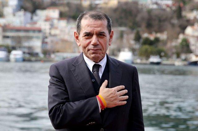 Galatasaray Başkanı Dursun Özbek'ten çarpıcı açıklamalar...