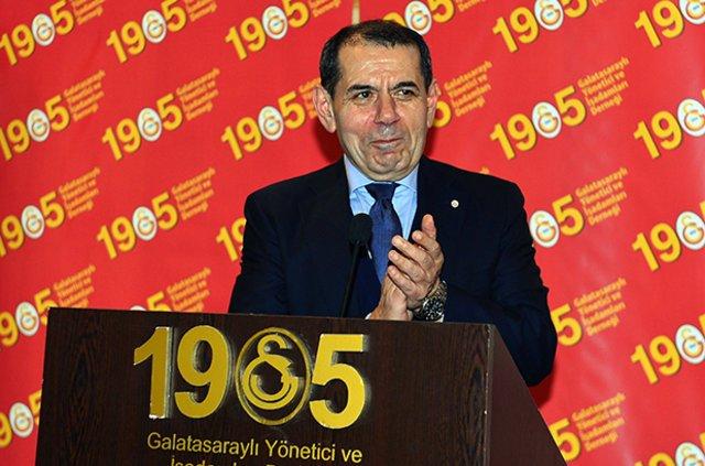 Galatasaray Başkanı Dursun Özbek'ten transfer ve finansal konularla ilgili açıklamalar