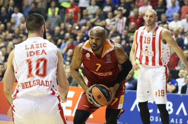 Alex Tyus, Galatasaray'a veda etti