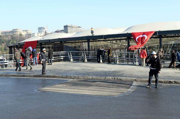 Beşiktaş'taki terör saldırısına ilişkin iddianame hazırlandı
