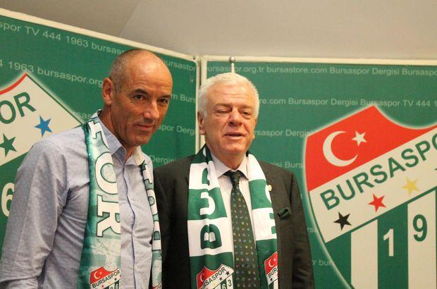 Paul Le Guen Bursaspor için serveti reddetti