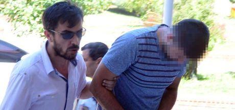Aydın'daki motosikletli tacizci tutuklandı