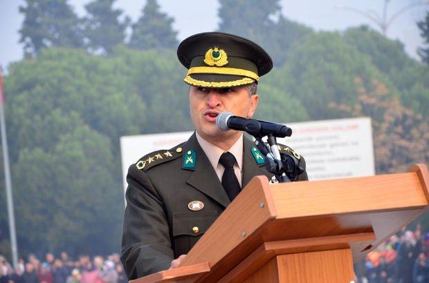 Manisa'da Tugay Komutanı Albay Şefik Güvenç görevden alındı