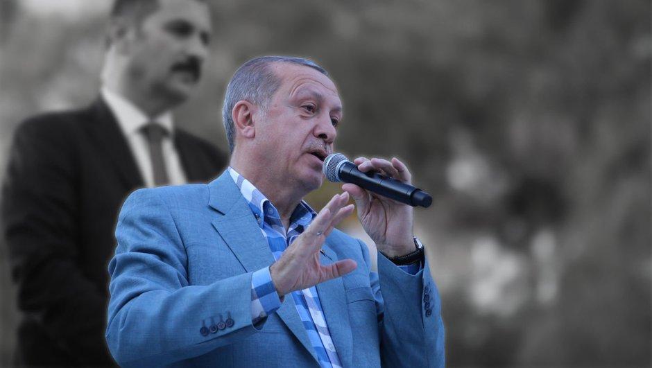 Erdoğan: Kuzey Suriye'de devlet kurulmasına müsaade etmeyeceğiz