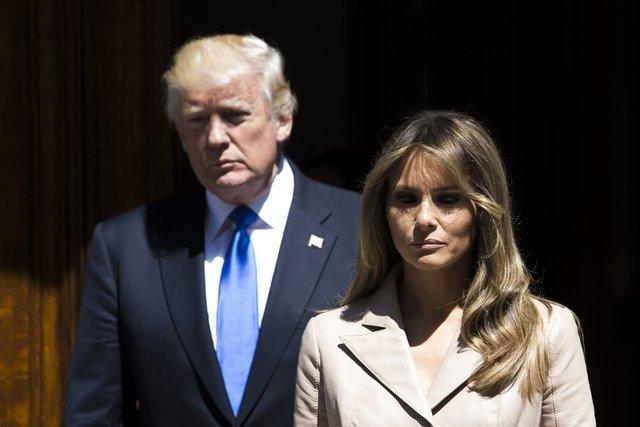 ABD'de Melania Trump furyası