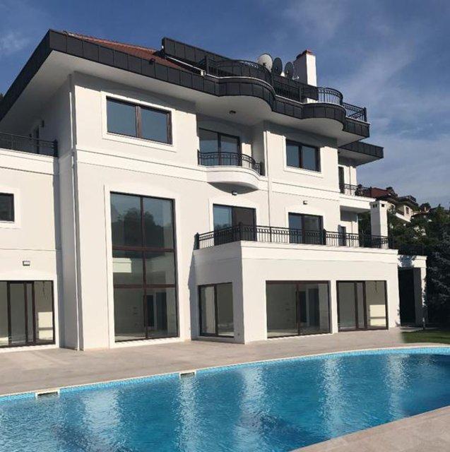 Caner Erkin- Şükran Ovalı çiftinin yeni evi