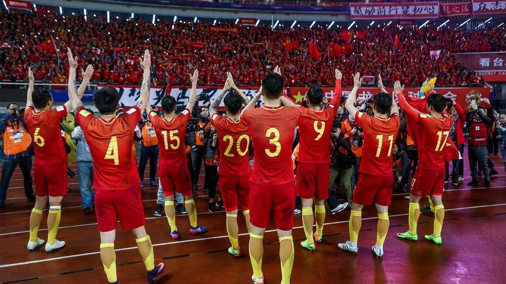 Futbolun Çin daması