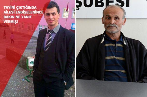 PKK'nın kaçırdığı öğretmenin babası Habertürk'e konuştu