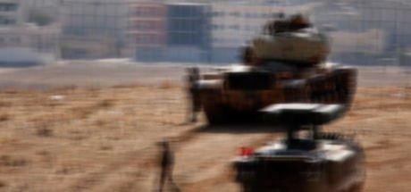 Suriye'de alan savaşı