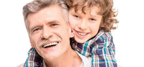 Yaşlı babaların oğulları daha akıllı oluyor