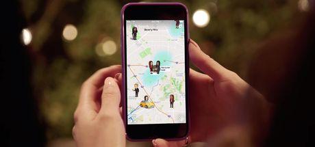 Snapchat'ın yeni harita özelliğinde gizli büyük tehdit