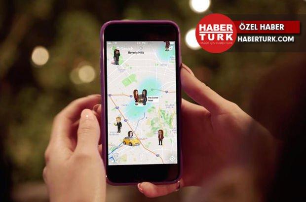 Snapchat Haritası gizlilik ihlali
