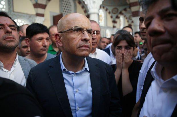 Enis Berberoğlu'na verilen 25 yıl hapis cezanın gerekçeli kararı açıklandı