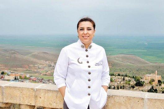 Mardinli şef Ebru Baybara Demir; 'Hayalim masaya yemekten fazlasını koymak'