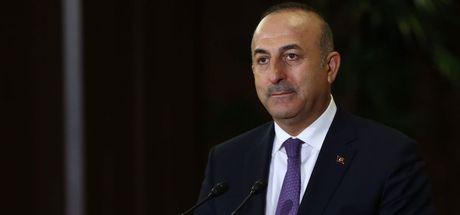 Dışişleri Bakanı Çavuşoğlu: PYD/YPG'ye silah verilmesi büyük bir hata