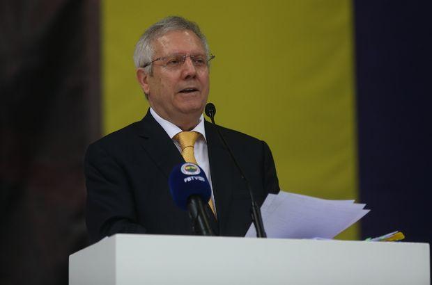 Fenerbahçe Başkanı Aziz Yıldırım'dan bayram mesajı