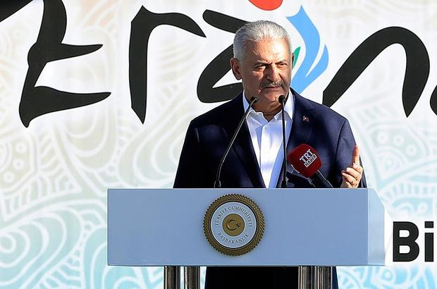Başbakan Binali Yıldırım: Bir ve beraber oldukça hiçbir güç bizi yıkamaz