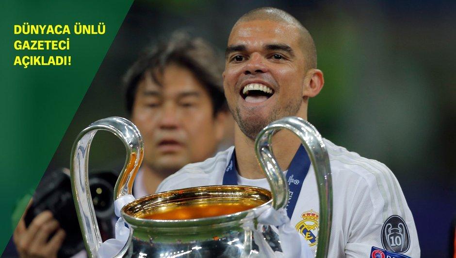 Beşiktaşta sıcak gelişme! Pepe geliyor...
