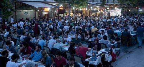 2017 Ramazan'ın son iftarı Edirne'de yapıldı