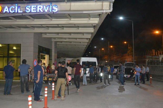 Siirt'te iki köy arasındaki silahlı kavgada ölü ve yaralılar var!