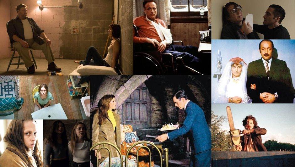 'Ev hapsi' üzerine 10 film!