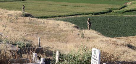 Mehdi Eker'in Diyarbakır'daki mezarlık ziyaretine yoğun güvenlik önlemi