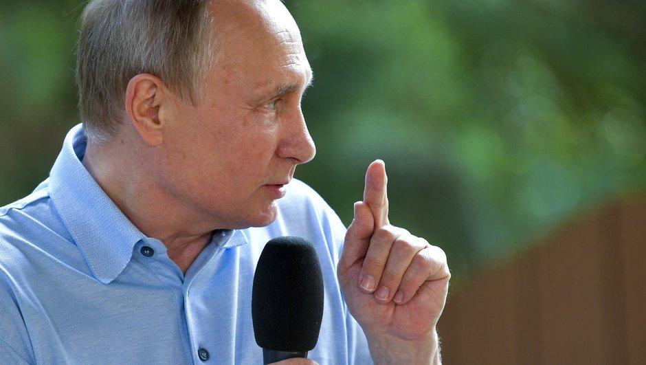 Putin, Rus istihbaratındaki görevini ilk kez açıkladı!