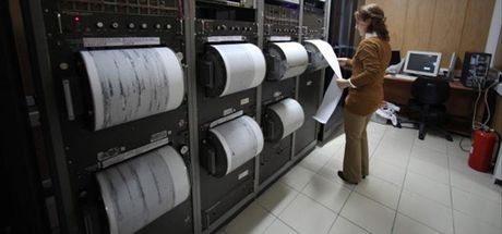 Son Depremler: Bursa'da deprem!