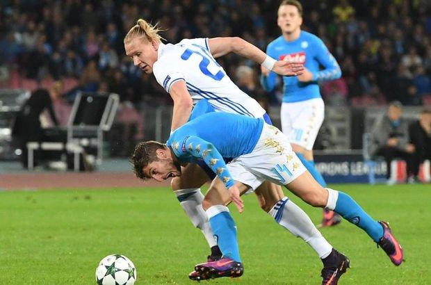 Domagoj Vida'ya Leicester tehdidi!