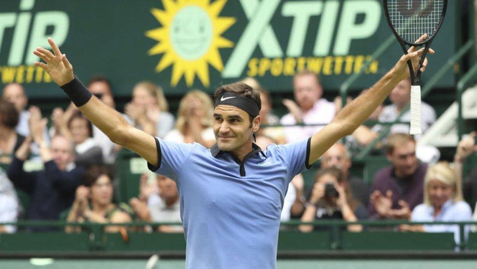 Roger Federer, 9. birinciliğini elde etti